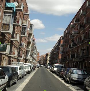 Foto de la calle Caamaño